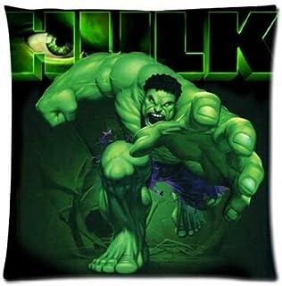 Alexander the AvengersグリーンMarvelスーパーヒーローハルクPillow Case ( no挿入) Greatギフト快適カバーHD両側印刷