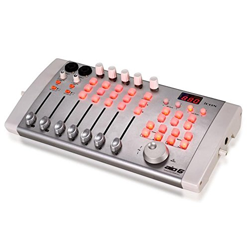 Icon - AIO6 USB Audio Interface and Midi Controller