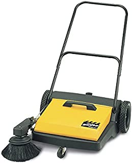 Shop-Vac 3050010 Industrial Push Sweep Dent & Rust Resistant with Steel Handle
