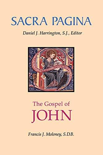Sacra Pagina: The Gospel of John (Volume 4)
