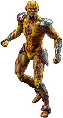 Hiya Toys Injustice 2: Reverse Flash 1: 18 Scale Action Figure