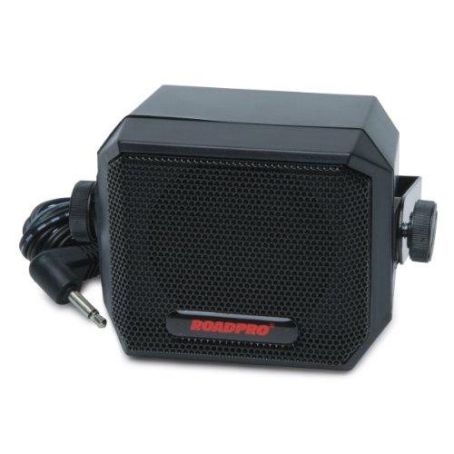 "RoadPro RP-101C 2-1/2"" x 3-1/4"" CB Extension Speaker with Swivel Bracket"