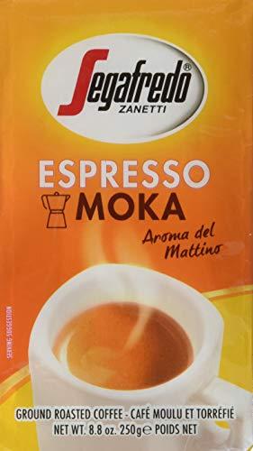 Segafredo Zanetti MOKA gemahlen (1 x 250 g)