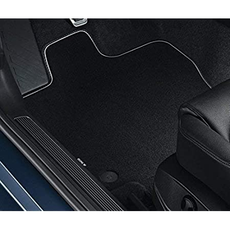 Vw Golf 7 Fußmatten Velours Premium Original Vw Zubehör Vorn Hinten Auto