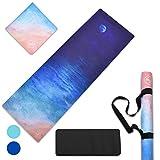 June & Juniper Foldable Lightweight Yoga Mat