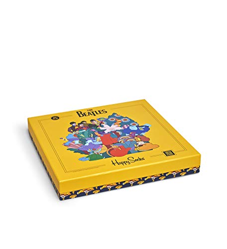 The Beatles Socks Box Set (XBEA08-6000) 36/40