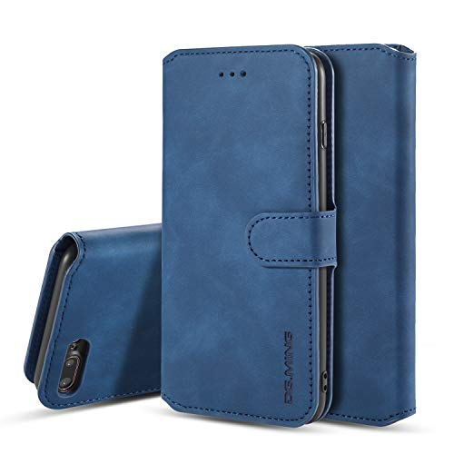 UEEBAI Case for iPhone 6 6S, Luxury PU Leather Case Vintage Wallet Flip...
