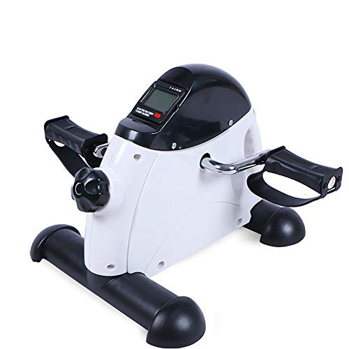 QPMY Máquina De Entrenamiento Paso A Paso, De Mano Y Pie para Ancianos, Mini Pedal Máquina para Ejercicios De Extremidades Superiores E Inferiores, Equipo De Ejercicio para El Hogar