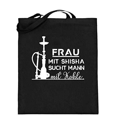 Chorchester vrouw met shisha zoekt man met kolen - jute zak (met lange handvatten)