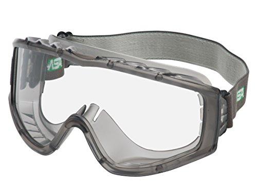Gafas de Protección contra trabajo, sol y deporte, de MSA Safety, blanco