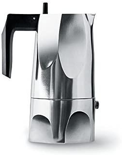 Alessi Ossidiana Espresso Coffee Maker (3 Cup)