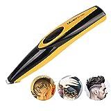 6 Watt Haarschneidemaschine Wiederaufladbare Haarschneider Rasierer Tattoo Carving Schriftzug Cutter...