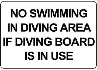 vintage diving board
