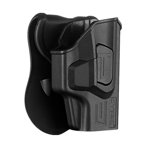 top rated CYTAC Springfield Armory XD-S 3.3 inch holster, Springfield XD-S 3.3 inch single stack OWB holster … 2020
