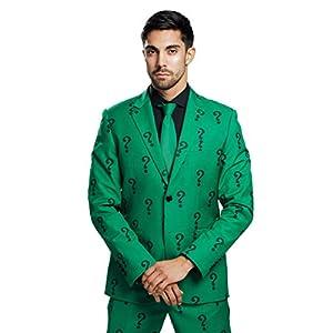 FUN.COM The Riddler Suit Jacket (Authentic)
