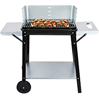 LeFroom Stainless Steel Charcoal BBQ Grill