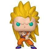Jokoy Funko Pop Dragonball Z #492 Super Saiyan 3 Goku Exclusive Multicolor