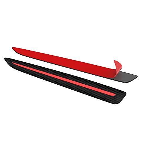 ABEDOE - Listón protector para el borde del maletero del coche, protección...