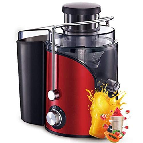 BLENDER RDJSHOP Extracteur de Presse-Agrumes à Bouche Large de 65 mm Fruits et légumes Entiers Facile à Nettoyer Matériau de qualité Alimentaire à jus supérieur [Classe énergétique A +++]