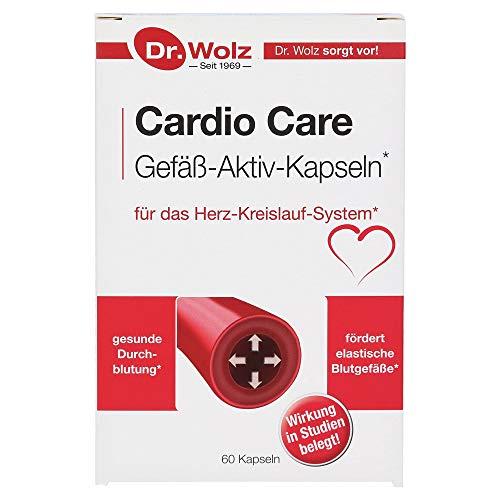 CARDIO CARE Dr.Wolz Kapseln 60 St Kapseln