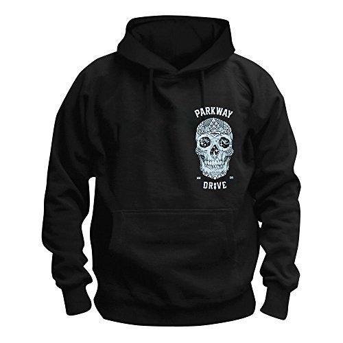 Parkway Drive - Skull - Kapuzenpullover/Hoodie Größe M