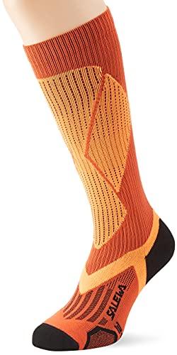 Salewa Ski Pro N Sock, Black/Dawn, 41-43