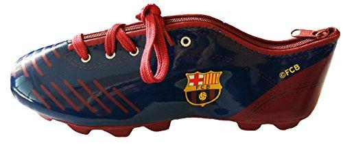 FC Barcelona - Astuccio per scarpe del Barça, collezione ufficiale FC Barcelona