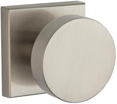 2021 Baldwin PV.CON.CSR.150 lowest Contemporary Knob, discount Satin Nickel sale