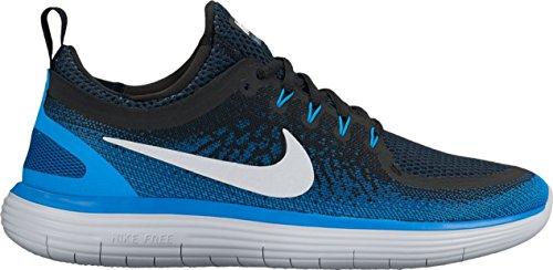 Nike Free Run Distance 2 Scarpe da corsa uomo., multicolore, 7