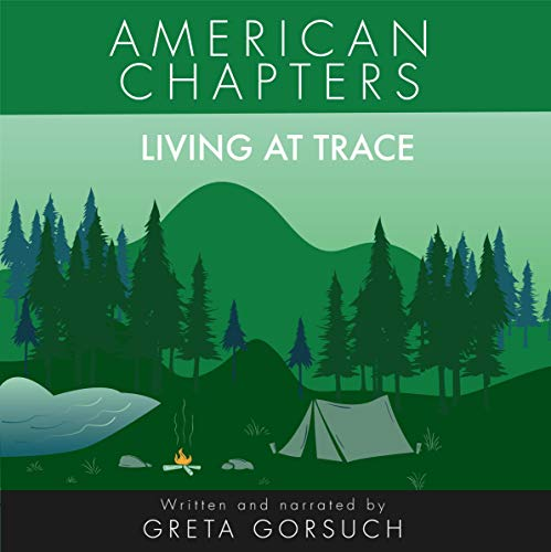 Living at Trace audiobook cover art
