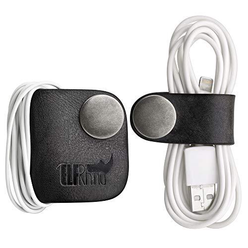 Supporto per cavi 12 pz colore: bianco//nero//trasparente Kable Clip