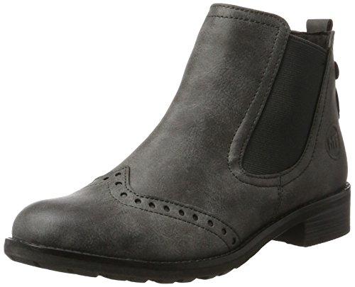 MARCO TOZZI Damen 25034 Chelsea Boots, Grau (Grey Antic), 38 EU
