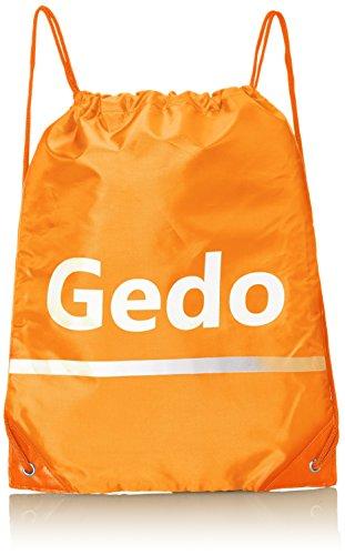 Gedo sacstr01–Tasche Unisex, Unisex, orange