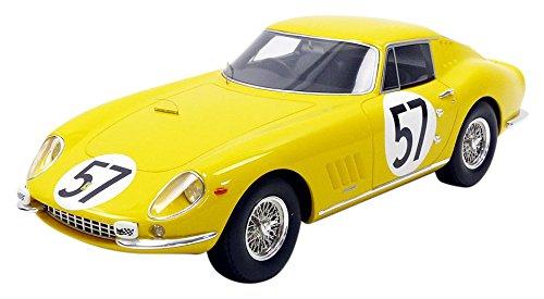 CMR - 275 GTB Le Mans 1966 Ferrari, CMR038, Yellow, Scale 1/18