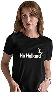 تي شيرت قطني من Ho Holland مقاس 3X للنساء