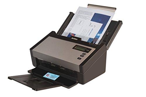 Avision AD280 hoher Geschwindigkeit (80 ppm, 100-Blatt-ADF, USB 3.0) Abteilungs Duplex Farb Dokumentenscanner