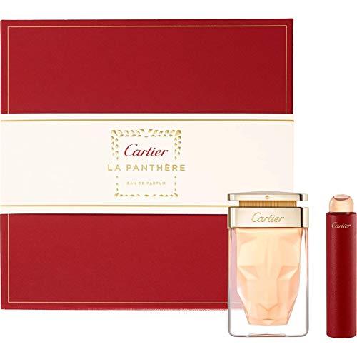 Cartier La panthãˆre lote 2 pz - 2 ml