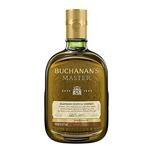 Bucanas Master marca Buchanans