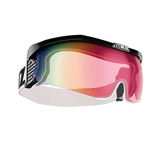 Bliz Proflip XT + extra 2lensses Langlauf Skibrille, schwarz