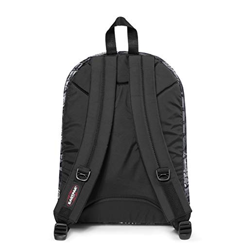 Eastpak PINNACLE Sac à dos loisir, 42 cm, 38 liters, Multicolore (Chroblack)