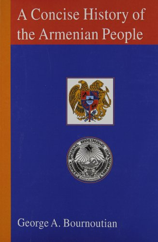 A Concise History of the Armenian People: From Ancient Times to the Present