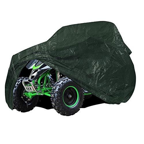 Spares2go Quad Fiets/Elektrische Buggy Cover (met trekkoord)