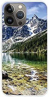 Etui na Apple iPhone 13 Pro Max - etui na telefon Foto Case - górski potok - guma case obudowa silikonowa wzory