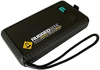 Rugged Geek RG1000 SPORT Jump Starter