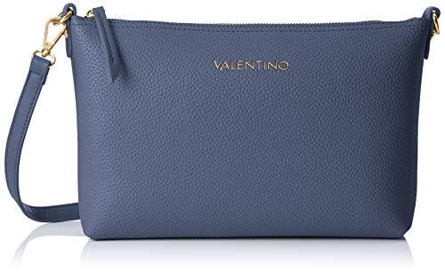 Valentino by Mario Superman, Pecheta: para Mujer, Azul (Navy), 5.5x19x28 centimeters (B x H x T)
