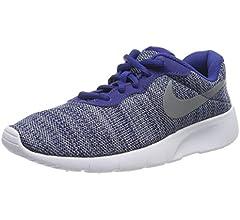 Nike Tanjun (GS), Zapatillas de Running para Niños, Gris (Thunder ...