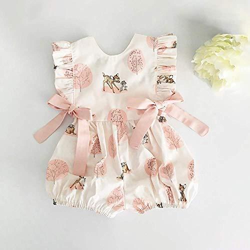 Roupa de Bebe Macacao Feminino Bambi Fofura *-* Tamanho:De 3 a 6 meses