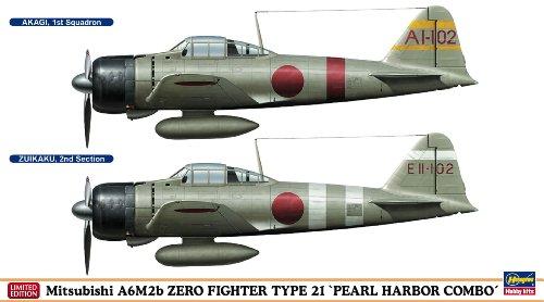 1/72 Mitsubishi A6M2b Mitsubishi A6M Zero Tipo 21