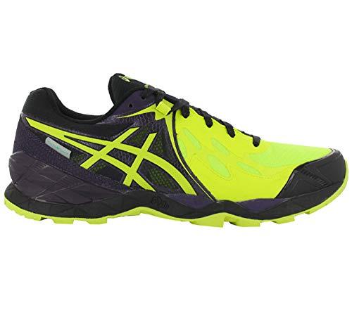 Asics Gel-Fuji Endurance Plasma Guard T640N-0732 Herren Les Chaussures de Course Jaune Chaussures Homme Baskets Pointure: EU 40.5 UK 6.5