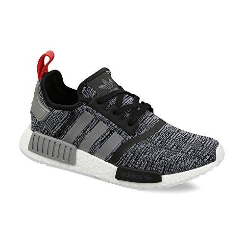 adidas Herren Schuhe / Sneaker NMD R1 schwarz 40